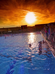 Gumption (/\ltus) Tags: sunset lumix panasonic orangecounty ymca oc waterpolo nothdr usawp santaanaymca backbaywaterpolo