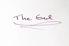 The End (Ed Swift) Tags: macro handwriting canon paper purple 7d april fountainpen 365 aprilfools 2470f4lis 01042016