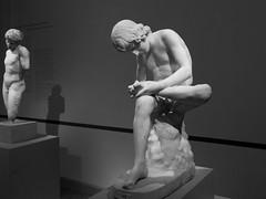 "Greek Models  - XII:""Lo Spinario"" (Egisto Sani) Tags: sculpture art museum greek arte roman romano empire marble romana greca scultura hellenistic berlino hellenism altes marmo impero arteromana ellenismo ellenistica"