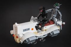 Caution - Rogue Robots (Galaktek) Tags: lego scifi foitsop galaktek