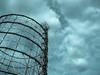 Gasometro (MarcoAlfieri) Tags: street urban italy rome roma architecture italia industrial nuvole cloudy streetphotography italie urbanlandscape gasometro