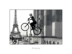 Paris n06   daredevil (Nico Geerlings) Tags: paris france 50mm dangerous performing streetphotography toureiffel acrobat trocadero summilux champsdemars daredevil stunt stunts palaisdechaillot stuntman nicogeerlings leicammonochrom ngimages nicogeerlingsphotography