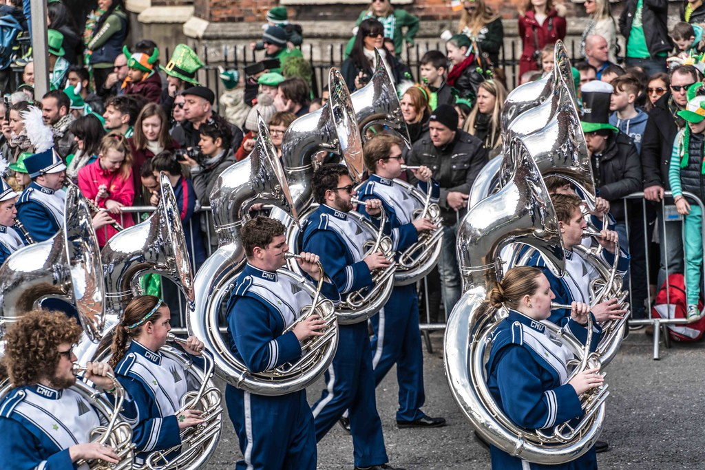 Christopher Newport University Marching Captains-112437