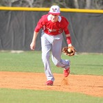 WHS Mens B-Team Baseball vs RNE 3-16-2016