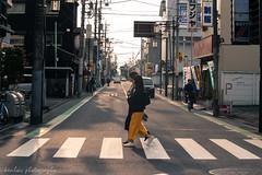 untitled (kenlwc) Tags: road street light shadow urban color japan walking japanese walk kawagoe  80200 minoltalens sonya7 minoltaaf80200mmf28