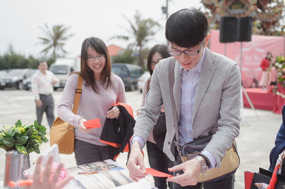婚禮攝影-台南北門露天流水席-036