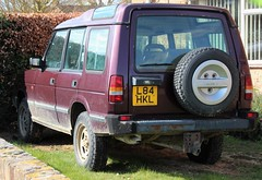 L84 HKL (Nivek.Old.Gold) Tags: cambridge rover 1993 land discovery 5door mpi 1994cc wheelscarsales