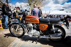 Classic Bike (The-E) Tags: honda four 750 canon1740 canon6d