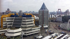 20160322_122910 (durr-architect) Tags: park food glass car wheel wall architecture hall high rotterdam apartments colours market library rise mvrdv broek markthal bakema