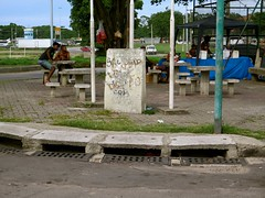 Drenagem 1 (CatComm | ComCat | RioOnWatch) Tags: brazil water gua brasil riodejaneiro sewage favela picapau esgoto cordovil