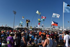 Jazz Fest - Crowd
