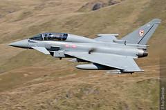 20160420_0364_5cs.jpg (TheSpur8) Tags: uk aircraft military transport jet lakedistrict places t3 date typhoon lowlevel 2016 landlocked oxfordcrag skarbinski anationality