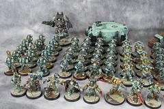 SoH2 032016 (Celsork) Tags: army horus warhammer 30k legion heresy legionary sons preheresy sonsofhorus