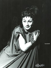 GORR, Rita, Médée (Operabilia) Tags: ritagorr mezzosoprano claudepascalperna médée cherubini opéradeparis autograph brussels