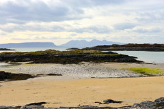 ScotlandApr16_54 (Richard Szwejkowski) Tags: beach coast scotland shoreline shore rhum arisaig morar eigg westhighlands