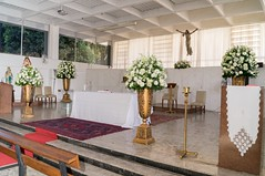 20160423_loyola_0578 (Maria Viriato Decoracoes) Tags: igreja loyola enfeites decorao ornamentos viriato ornamentao decoraodecasamento