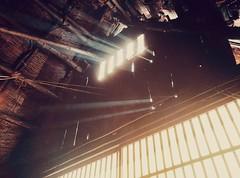 Myozenji museum (wkwoo) Tags: japan museum lights lowlight smoke oldhouse shirakawago historicalbuilding thatchroof myozenji