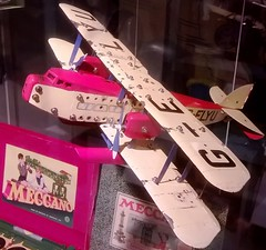 Meccano Sea Plane 2 (White Pass1) Tags: southport meccano maghull frankhornby theatkinson frankhornbytrust