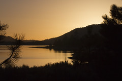 Tonal sunset (Exdeltalady) Tags: peaceful tranquil bigbearlake tonal