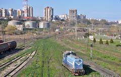 69-0089-8@Portul Constanta (Chirila Alexandru) Tags: port train diesel locomotive ldh constanta cfr romane caile ferate