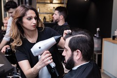 _T8A6339bd (labarbiredeparis) Tags: paris france art face sarah hair beard goatee moustache barbershop beaut barber salon innovation coiffeur barbe soin 1er extensions barbu coiffure capelli excellence masculin cheveux rasoir rasage 9e taille rase barbier shampooing condorcet coupechou barbiere coiffe bouc ras esthtique bertin pilation facehair poire barbire labarbiredeparis danielhamizi