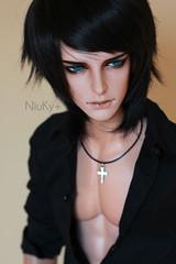 Ren's new eyes & face (NiuKy) Tags: body uncle tan r soom modded tawny dragondoll phonolus 3rdver