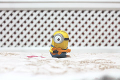 [110/366] My favorite dream boy (Anna Jlia | Photography) Tags: love project photo bed day photos year minions 366