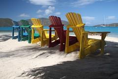 IMG_4702 (idnotley) Tags: beach chairs caribbean bvi