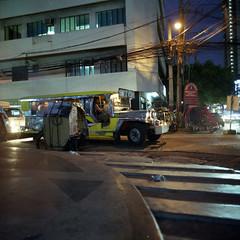 District V (GrainyDayCollective) Tags: 6x6 film analog mediumformat ishootfilm manila analogphotography jeepney phillipine filmsnotdead 6x6photography buyfilmnotmegapixels