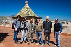 (Palermo Finestra sul Mondo) Tags: italy italia tetto tetti sicily della palermo castello sicilia castel giardino zisa