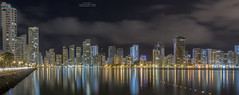 Bay at night IV (Magic life gallery) Tags: colombia bolvar co cartagena