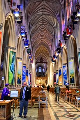 Cathedral (UMARAJAGOPAL) Tags: love church colors dc washington cathedral religion columns massive hate vaulted ceilings