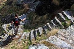 Ritorno al Presente (Roveclimb) Tags: mountain alps stone ticino stair hiking path stairway trail svizzera roccia sentiero pietra alpi montagna scalinata eir biasca escursionismo malvaglia vallediblenio pontirone valpontirone pontid olpontid loderio solgone