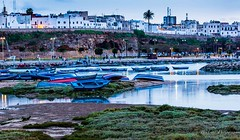 Le Bouregreg  - Rabat - Morocco (Bouhsina Photography) Tags: light reflection water colors marina canon river evening waterfront lumire couleurs reflet morocco corniche maroc soir barque rabat fleuve oued oudaya bouregreg bouhsina ef7020028ii bouhsinaphotography