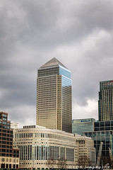 One Canada Square (K_D_B 2 Million views. Thanks) Tags: building london canon financialdistrict docklands canarywharf iconic kdb onecanadasquare bankingcentre 7dmkii sigma1770f28dcosmacro