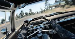 Cadillac Eldorado (nikitin92) Tags: road old game car pc racing screenshots cadillac eldorado retro mmo 4k thecrew wildrun vidoegame