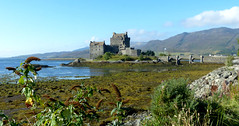 75 Eilean Donan P1160731mods (Andrew Wright2009) Tags: uk vacation holiday castle scotland highlands britain scenic scottish eilean donan
