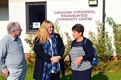 Canolfan Cymunedol Waunarlwydd Community Centre