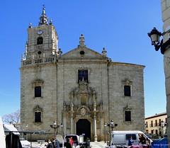 Orgaz (santiagolopezpastor) Tags: plaza espaa church spain toledo baroque plazamayor espagne castilla barroco castillalamancha provinciadetoledo