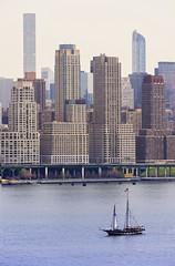 set sail (joelmastrantuono) Tags: nyc river boat hudson manhatten a6000