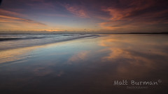 A R A F U R A. (matt burman) Tags: sunset seascape reflection sunrise landscape nt australia northernterritory eastarnhemland
