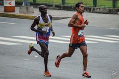 Maratn CAF 2016 (fe_photograpy) Tags: costa colombia marathon venezuela flag rica bandera runners kenia caf chaca maratn corredores 42k