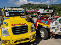 JEEPNEY (Classic Philippine Transportation/taxi) _ P3232437.jpg (Marc Weinberg) Tags: taxi philippines olympus vehicles transportation trucks jeepney getolympus