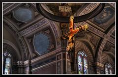 Sacramento_8990d (bjarne.winkler) Tags: ca view cross cathedral jesus sacramento blessed internal sacrament