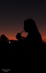 'Mate companheiro..' (Suzana Fernandes Fotografia) Tags: santa sol rio brasil de grande do maria sombra e mate por sul tarde chimarro silhueta tradio ufsm fimd