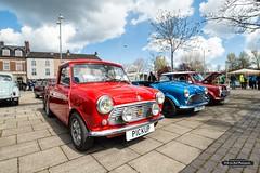 The Scunthorpe Car Show , 30-4-2016 (Bri Hall) Tags: car classiccar mini scunthorpe scunthorpecarshow