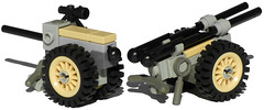 Recoilless Infantry Gun (aillery) Tags: light field infantry spring portable gun lego military weapon cannon bazooka arrow shooter piece dart spigot caisson launcher antitank recoilless dieselpunk antiarmor