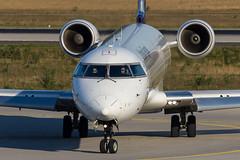 CRJ-900LR Lufthansa Cityline D-ACNA (FRA) (Yohann CASSE) Tags: airport frankfurt aeroport lufthansa spotting fra crj spotteur