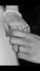 (chriscarnell) Tags: wedding love valentines valentinesday newlyweds brideandgroom churchwedding