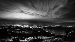 PB280572 (Santiago-HK) Tags: mountain sunrise landscape hongkong wideangle feingoshan